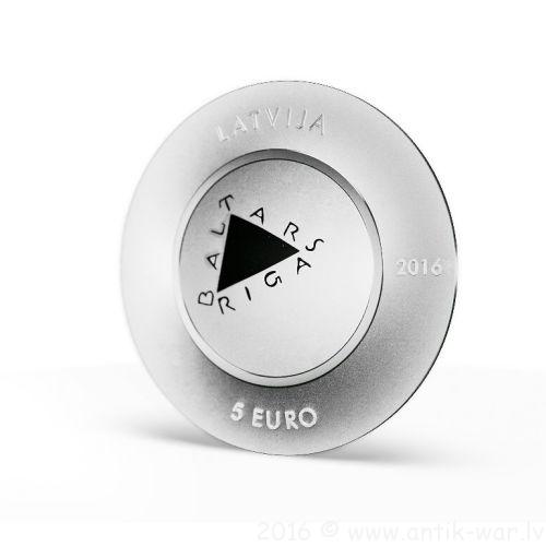 monēta baltars porcelāns